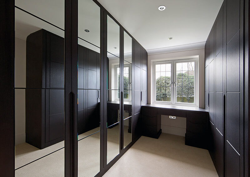 TC Bedrooms Bespoke Fitted Bedrooms Cheshire Wirral - Fitted wardrobes