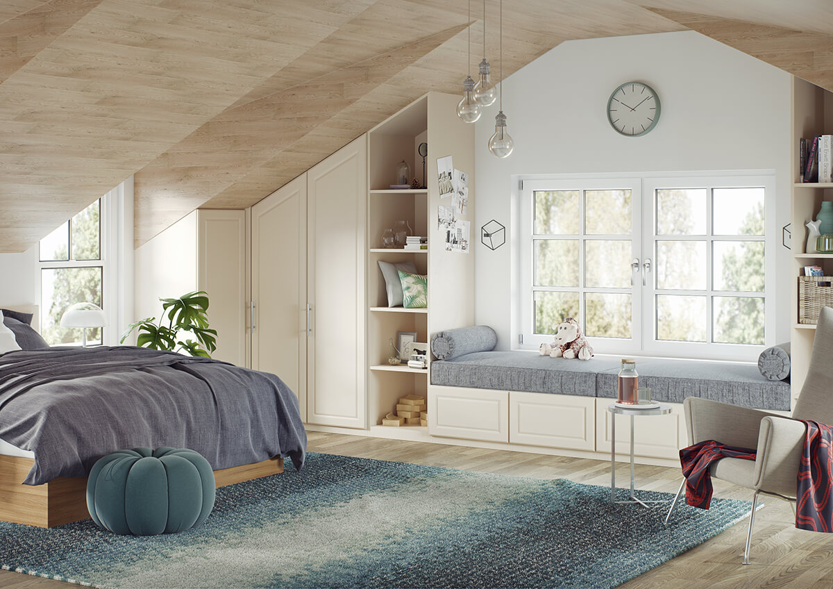 T Amp C Bedrooms Handcrafted Fitted Bedroom Furniture